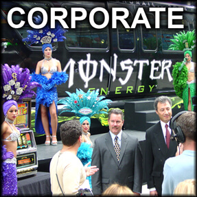 Corporate Events & Entertainment