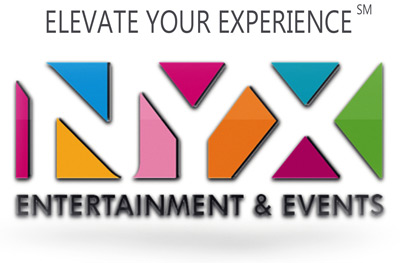 NYX Events - Corporate Events, Weddings, Social Mitzvah