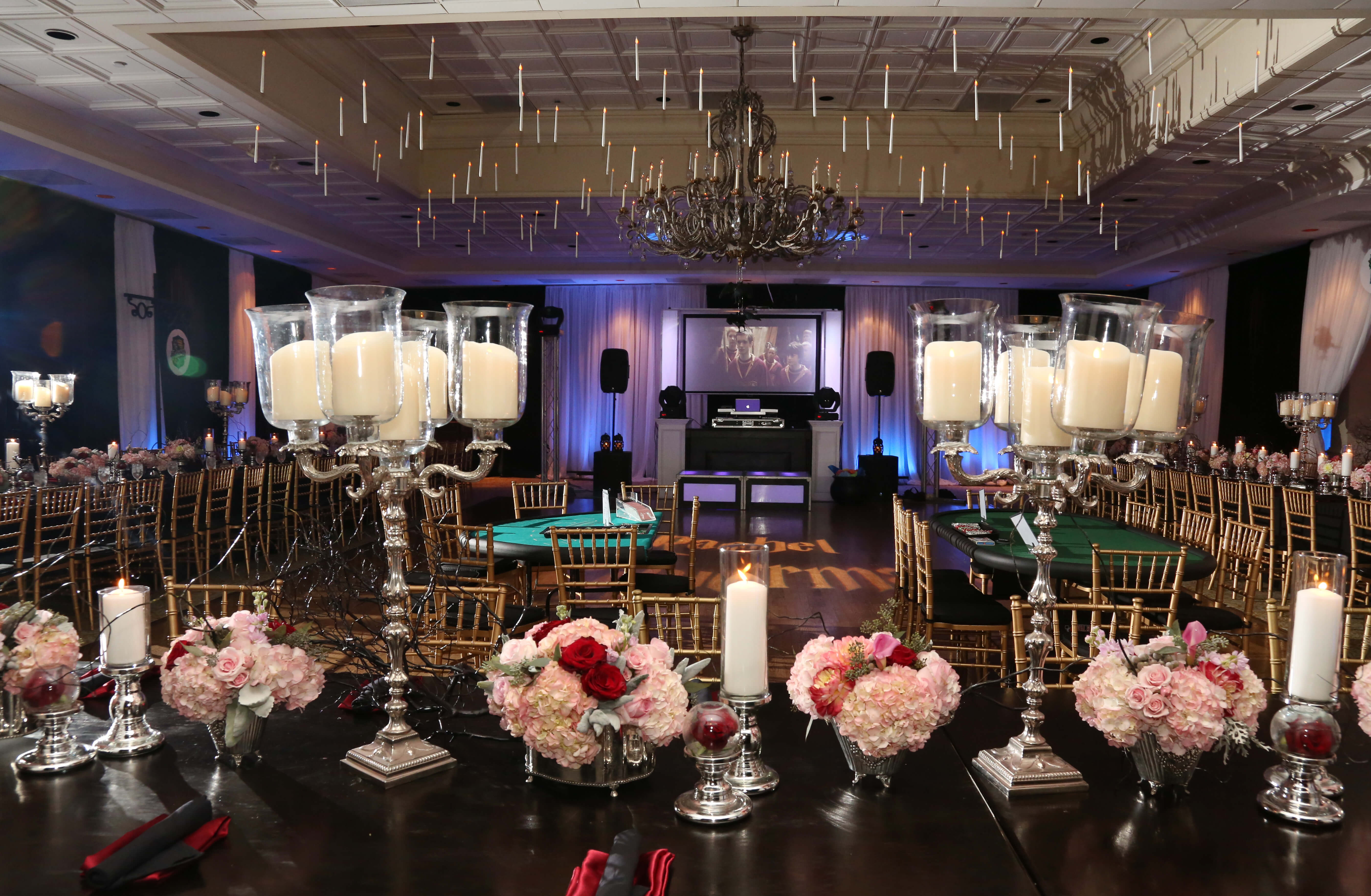 NYX Entertainment & Events Sweet 16 roomshot 1