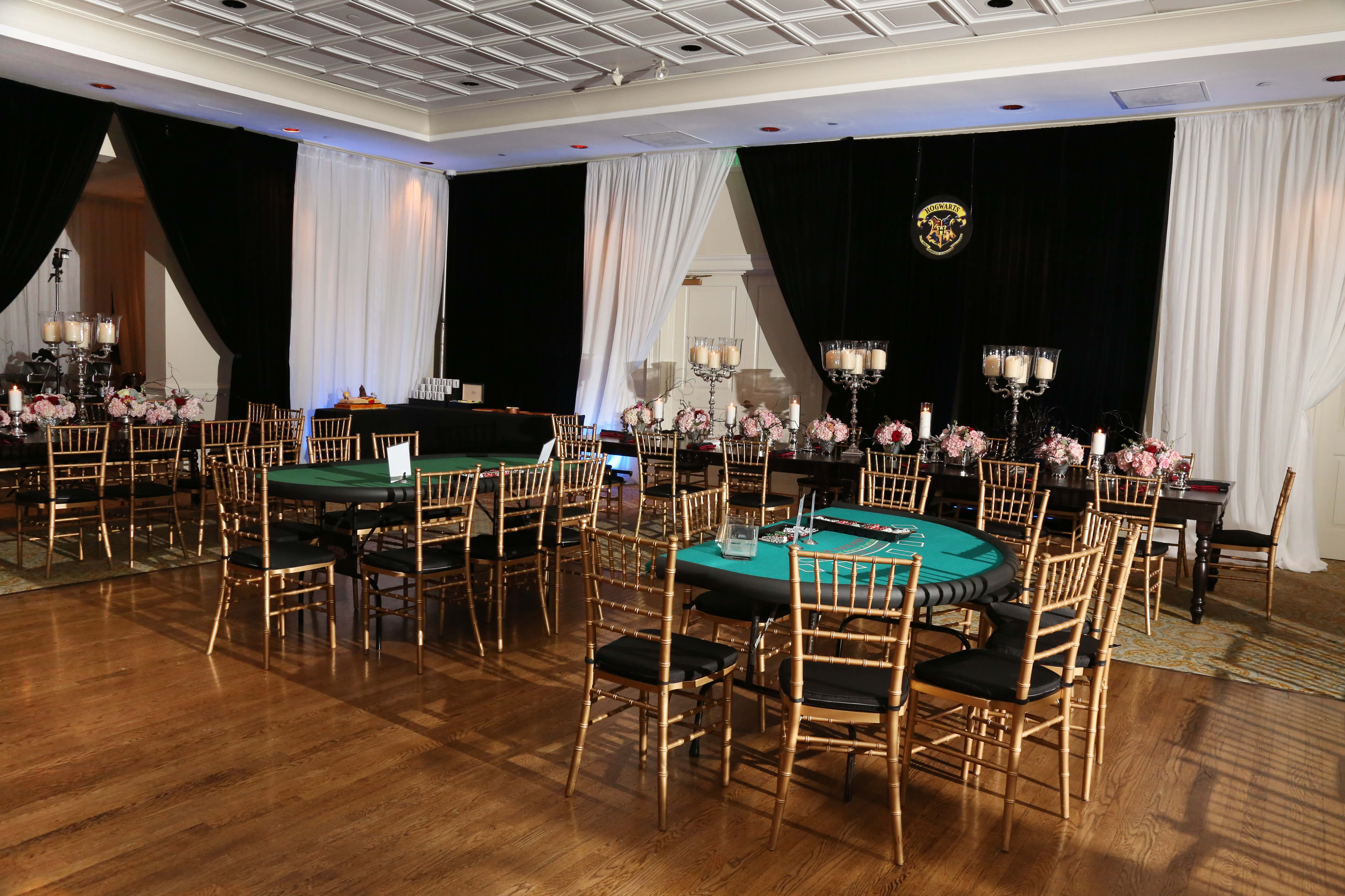 NYX Entertainment & Events Sweet 16 roomshot 3