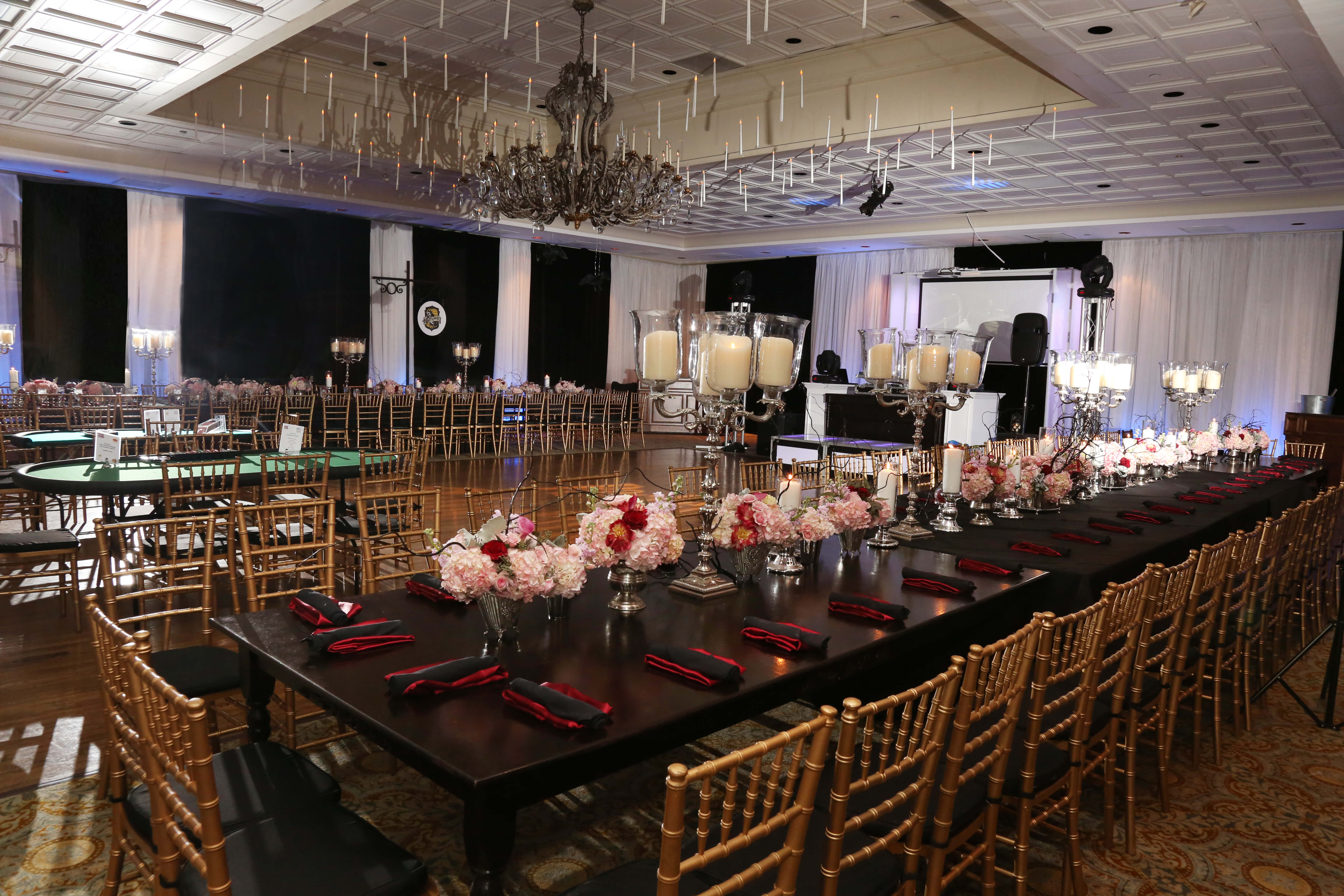 NYX Entertainment & Events Sweet 16 roomshot 4
