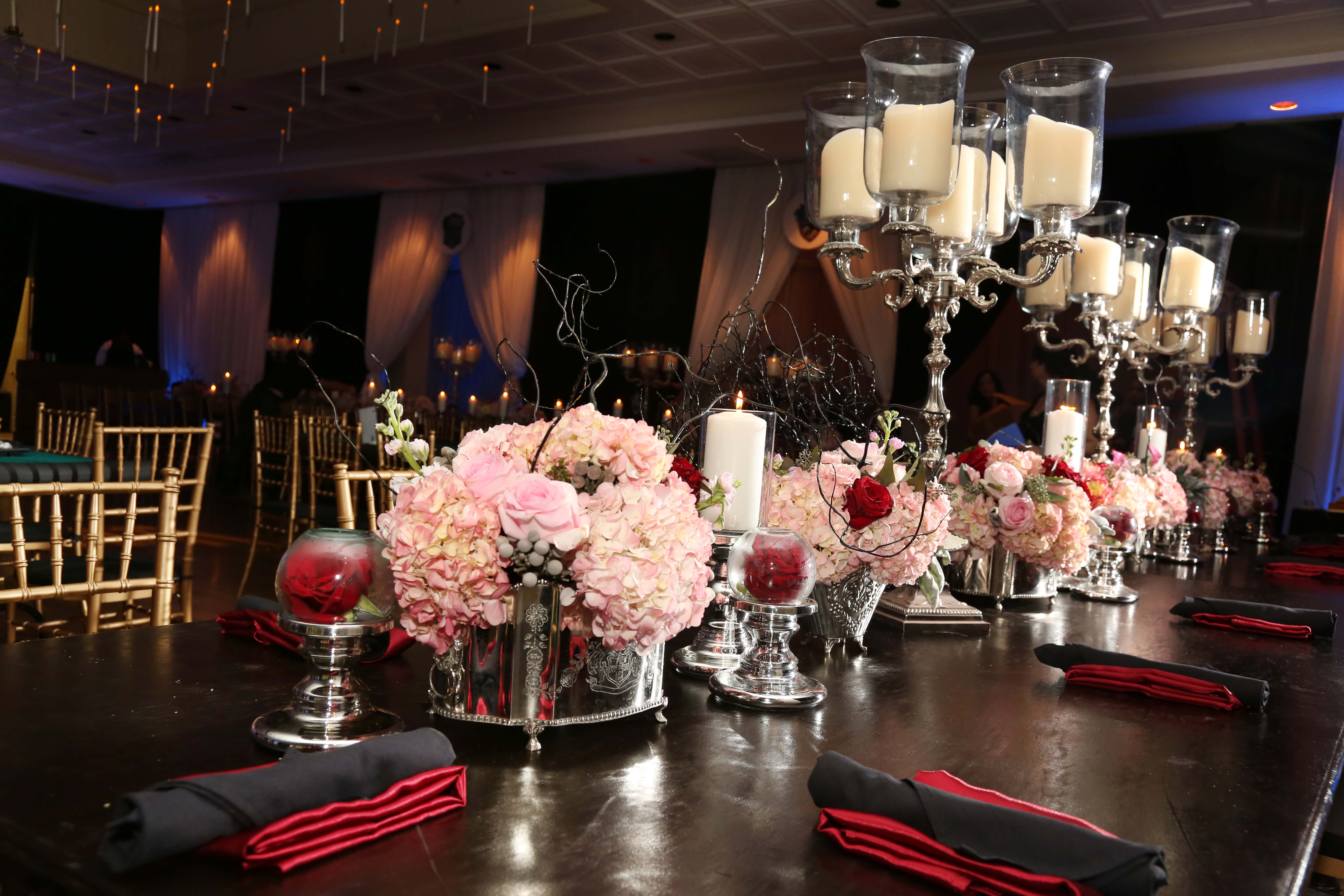 NYX Entertainment & Events Sweet 16 roomshot 5