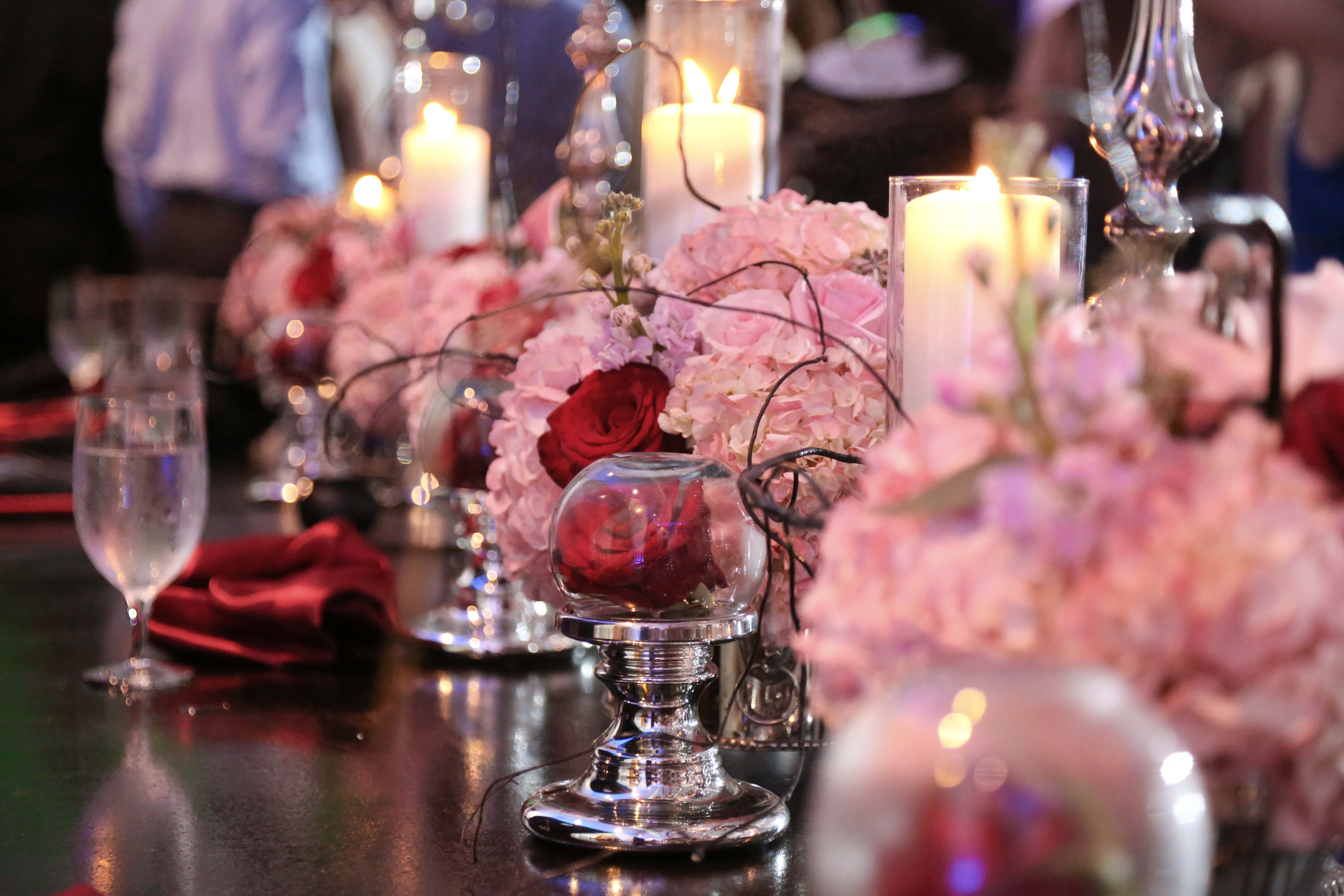 NYX Entertainment & Events Sweet 16 Table