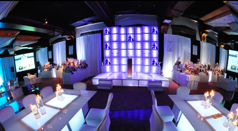 LED Staging & Decor
