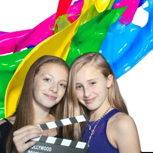 2017-11-18 NYX Events - Ellie's Bat Mitzvah Greenscreen (23)