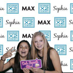 2017-12-10 NYX Events - Sophia & Max's B'nai Mitzvah Greenscreen (13)