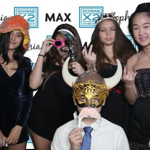 2017-12-10 NYX Events - Sophia & Max's B'nai Mitzvah Greenscreen (50)