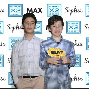 2017-12-10 NYX Events - Sophia & Max's B'nai Mitzvah Greenscreen (57)