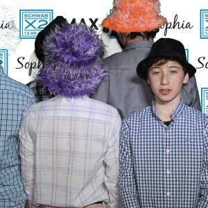2017-12-10 NYX Events - Sophia & Max's B'nai Mitzvah Greenscreen (71)