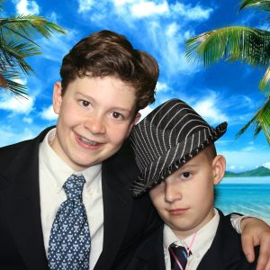 2018-01-27 NYX Events - Ben's Bar Mitzvah Greenscreen (1)