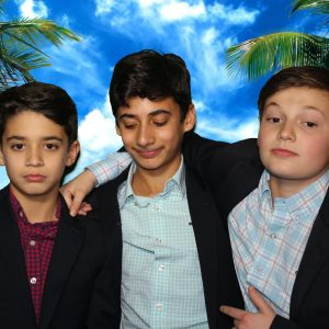 2018-01-27 NYX Events - Ben's Bar Mitzvah Greenscreen (21)