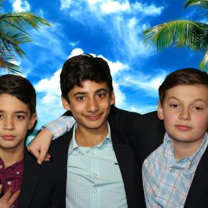 2018-01-27 NYX Events - Ben's Bar Mitzvah Greenscreen (22)