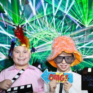 2018-03-10 NYX Events - Mason & Asher's B'nai Mitzvah Greenscreen (35)
