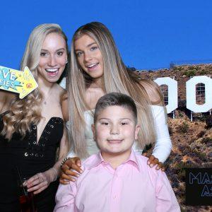 2018-03-10 NYX Events - Mason & Asher's B'nai Mitzvah Greenscreen (86)