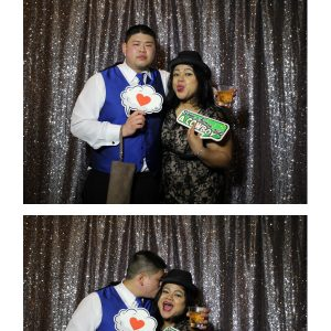 2018-05-19 NYX Events - Grace & David's Wedding Photobooth (46)