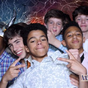2018-06-09 NYX Events - Will's Bar Mitzvah Greenscreen (13)