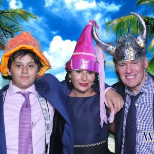 2018-06-09 NYX Events - Will's Bar Mitzvah Greenscreen (4)