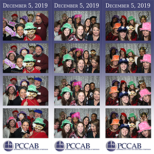 PCCAB Holiday Party Photobooth