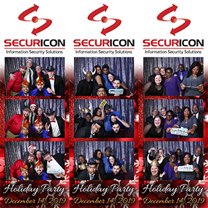 Securicon Holiday Photobooth