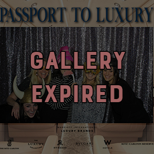 Ritz Carlton Passport to Luxury Photobooth