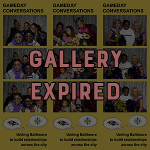 T Rowe Price Gameday Conversations Photobooth